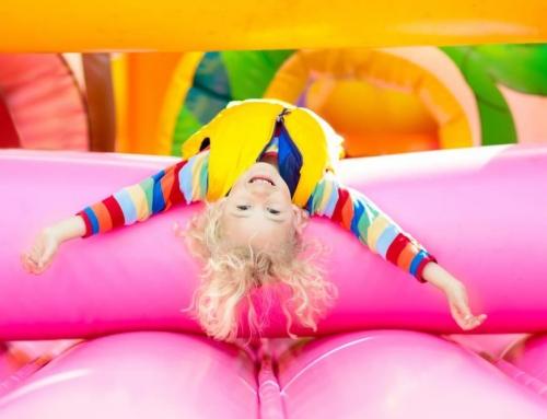 11 leuke activiteiten op een kinderfeestje; van springkasteel tot ballonnendans
