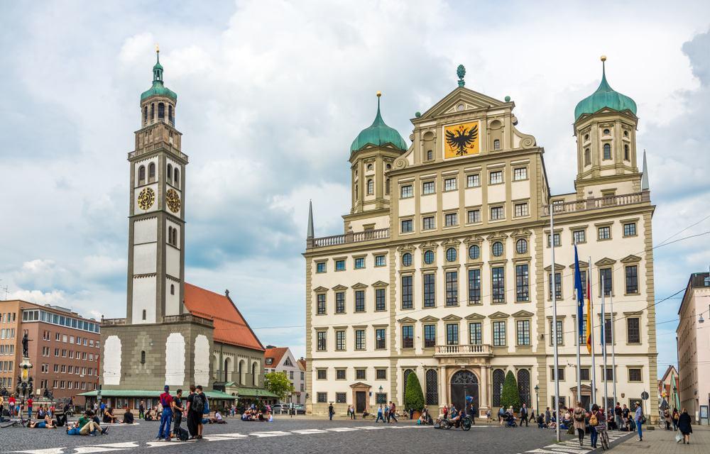 Augsburg; één van de oudste steden van Duitsland - Mamaliefde.nl