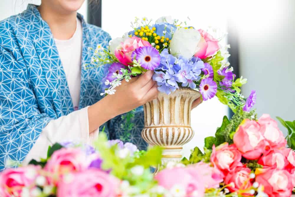 55c523f0f53 Boeket bloemen verzorgen; tips langer mooi blijven - Mamaliefde.nl