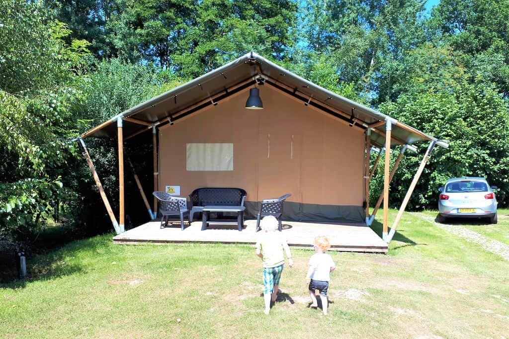 Kindercamping De Rammelbeek in Lattrop; Twente - Mamaliefde.nl