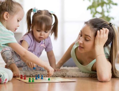 Gezelschapsspellen; leukste spelletjes, bordspelen en kaartspelen voor kinderen, peuters en kleuters