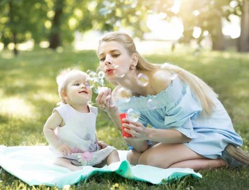 Wanneer ben je een jonge moeder?
