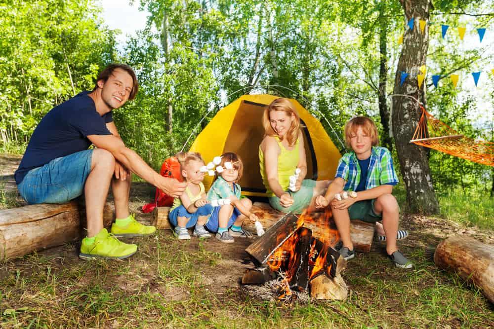 Kamperen met kinderen: 13 handige kampeertips & hacks - mamaliefde.nl