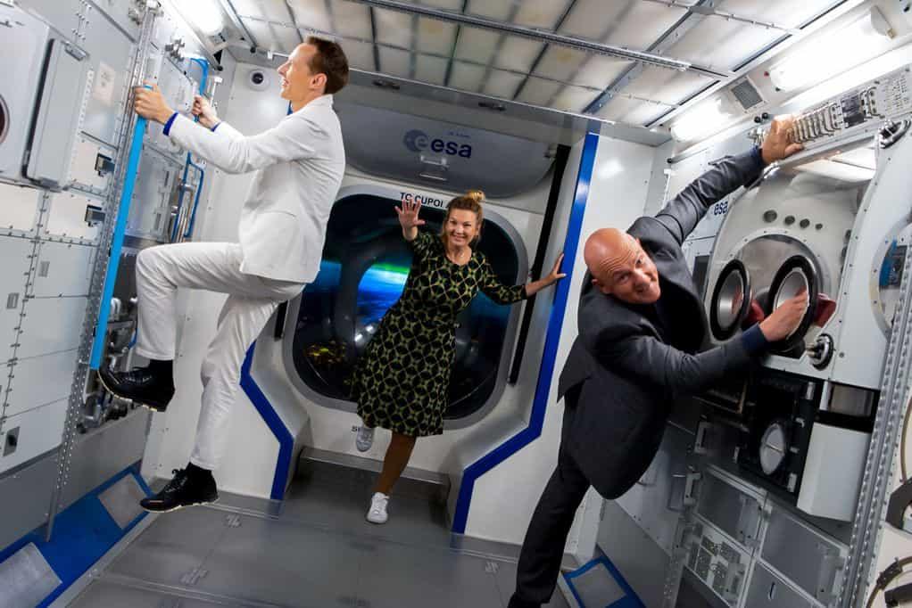 Weekend van de wetenschap: Duik in de wereld van wetenschap en techniek, en ontmoet André Kuipers, Daan Roosegaarde en Eveline Crone - Mamaliefde.nl