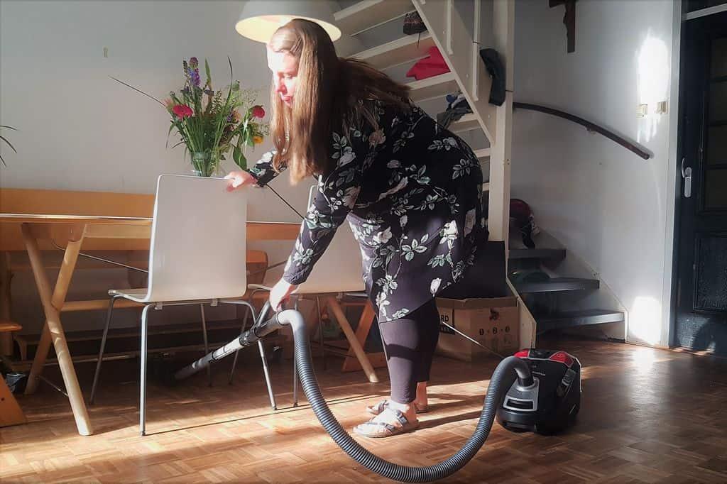 Review; Rowenta stofzuiger X-trem power - Mamaliefde.nl