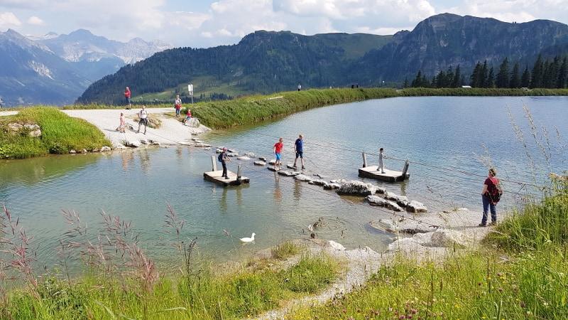 Vakantie in de bergen met kinderen; actiteiten en uitjes in zomer en winter - mamaliefde.nl