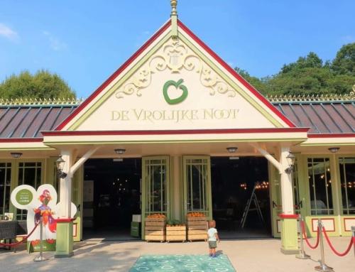 Nieuw: La Place restaurant in de Efteling