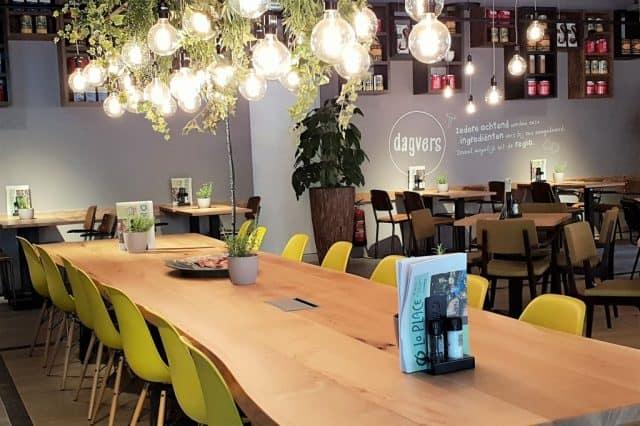 Nieuw: la place restaurant de vrolijke noot in de efteling