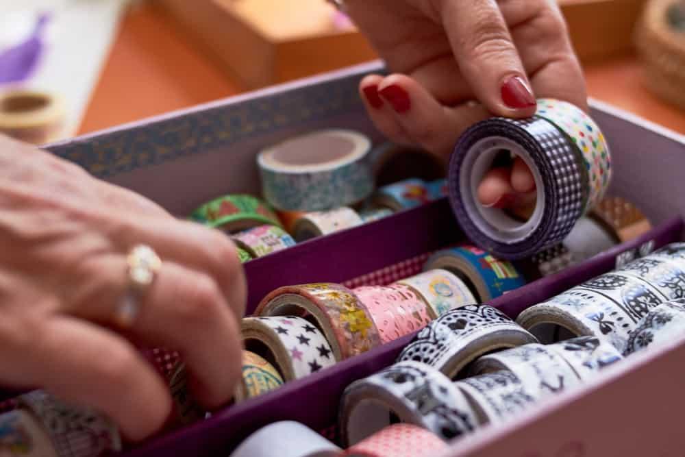 Washi tape; Wat is het en handige tips en voorbeelden om masking tape te gebruiken? - Mamaliefde.nl