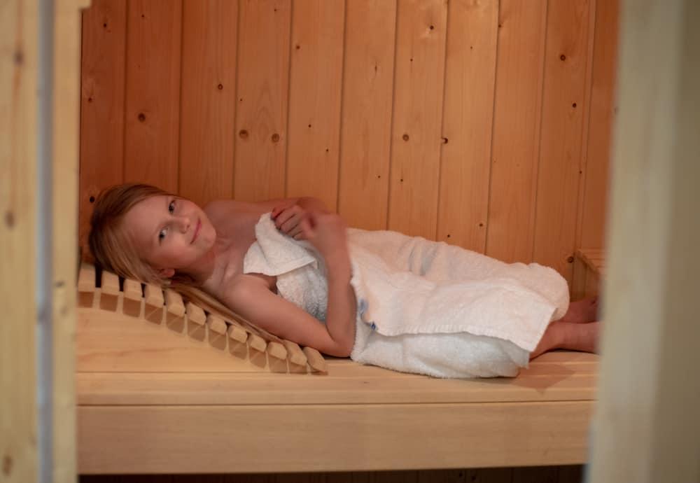 Sauna met kinderen; van prive sauna tot wellness arrangement met kind - Mamaliefde.nl