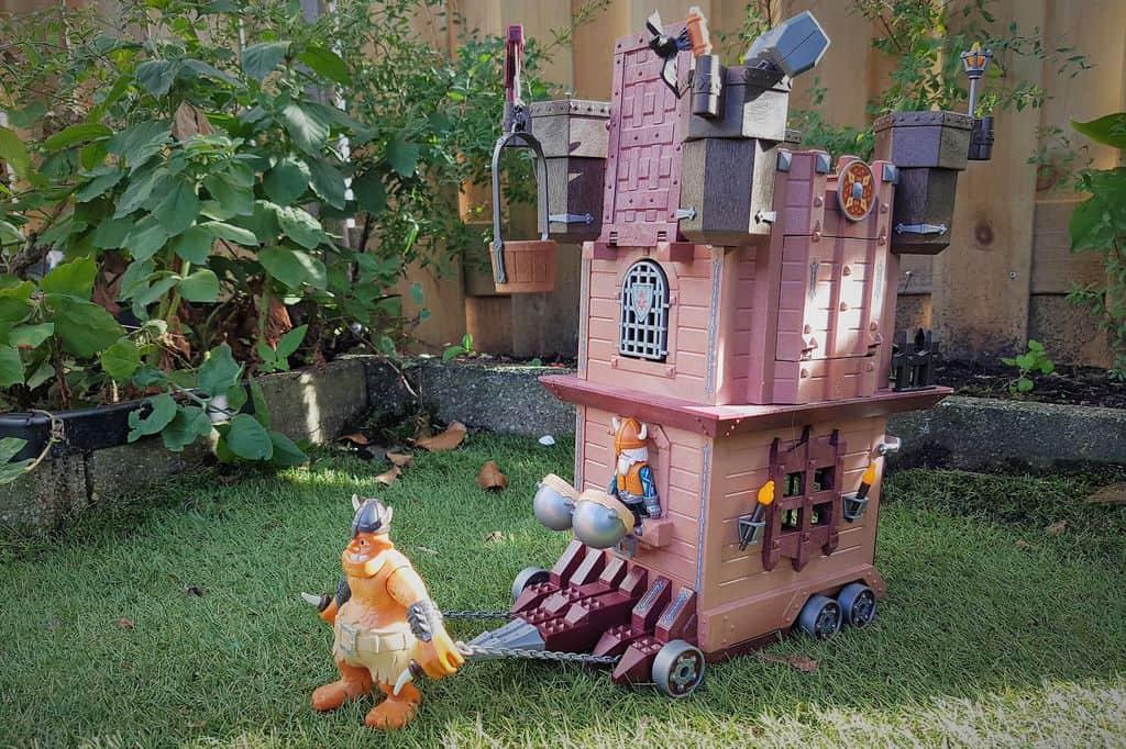Review; Playmobil Aanvalstoren - Mamaliefde.nl