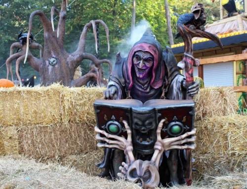 Halloween bij Julianatoren Apeldoorn