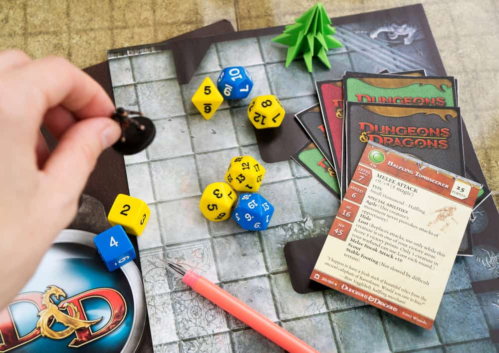 Dungeons en Dragons; Spelregels van dit bordspel voor jonge kinderen - Mamaliefde.nl