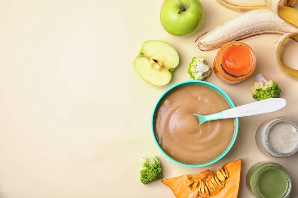 Zelf Babyvoeding Maken Recepten Baby Groente Fruithapje En Schema