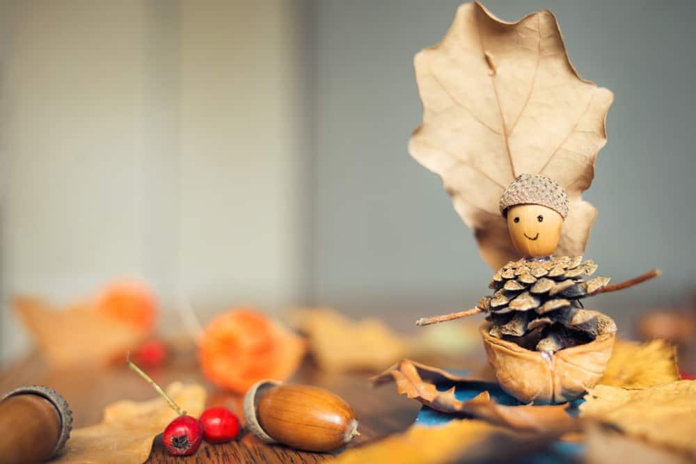 Beroemd Herfst knutselen; de leukste projectjes om zelf te maken &WR13