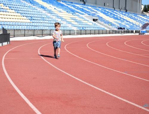 Mijn kind heeft een hobby: atletiek