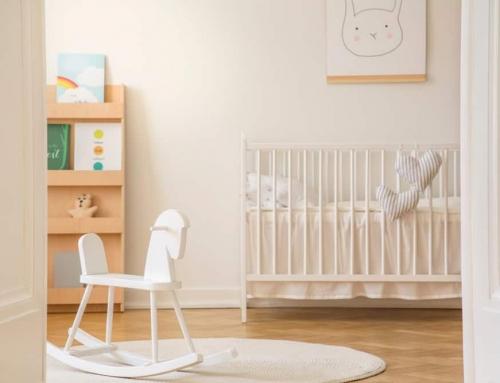 Babykamer inspiratie; Ideeën voor thema's en voorbeelden voor inrichten