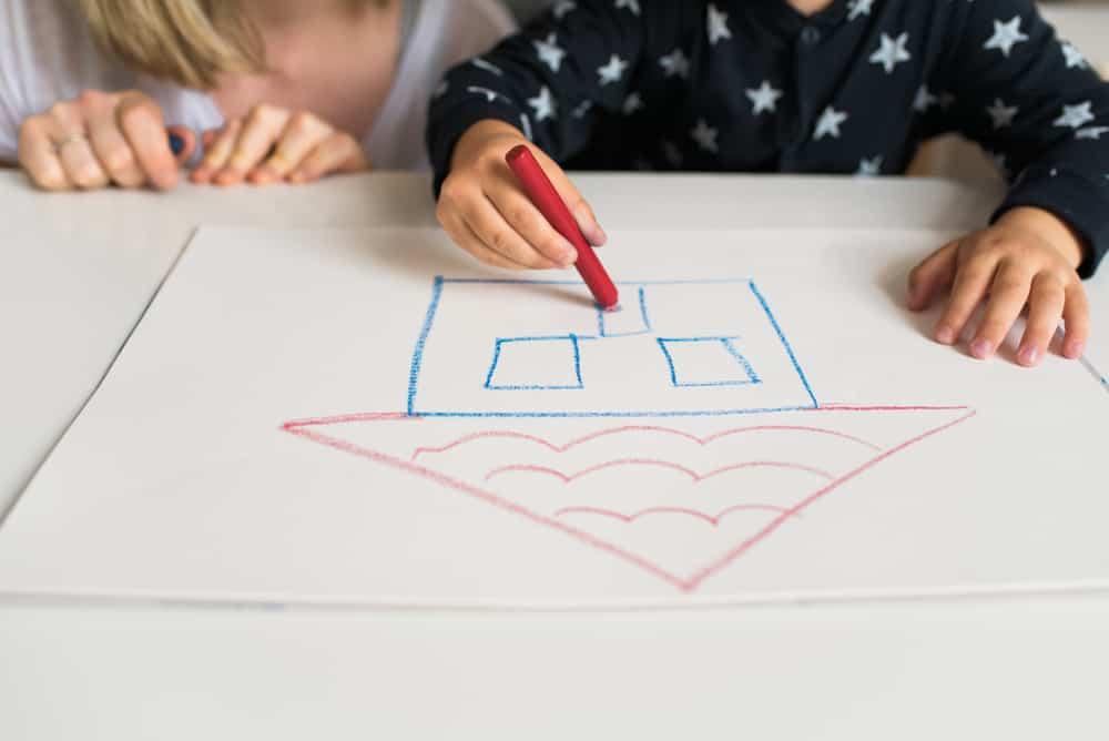 Ontwikkeling kindertekeningen; interpreteren, analyseren en begrijpen - Mamaliefde.nl