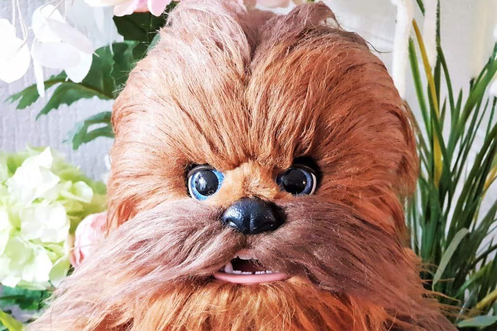 Review; Chewbacca Furreals StarWars; speelgoed leuk voor jong en oud! - Mamaliefde.nl