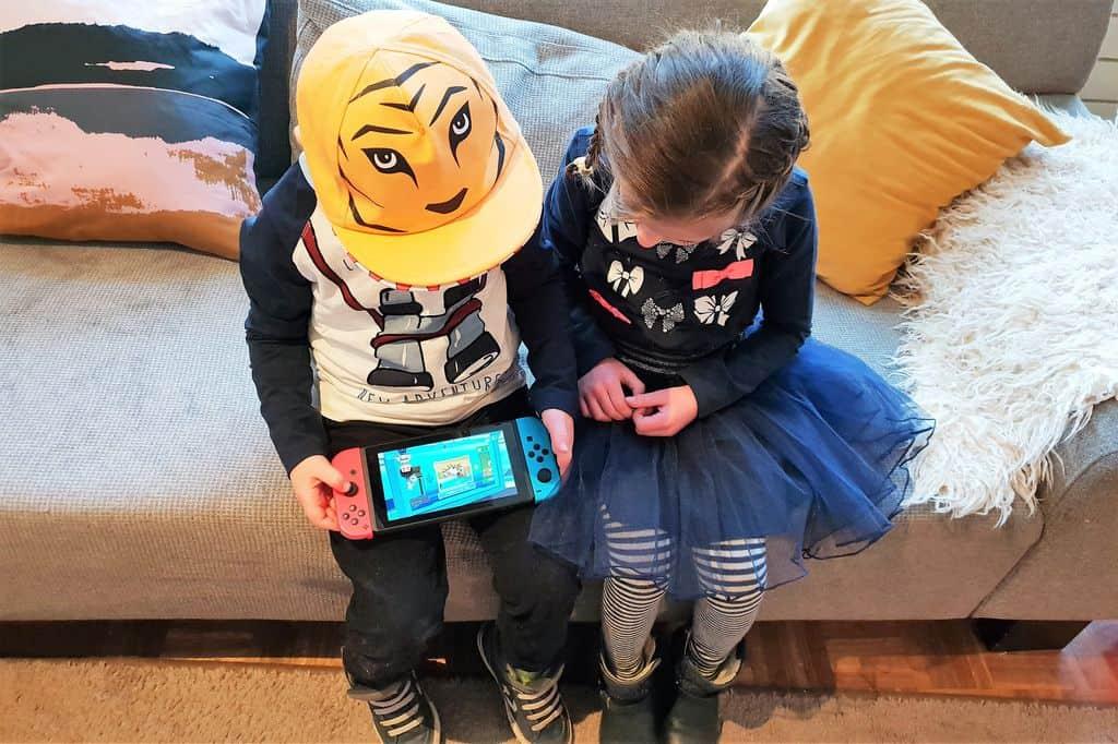 Paw Patrol; on a roll spel voor de pc of Nintendo Switch recensie - Mamaliefde.nl