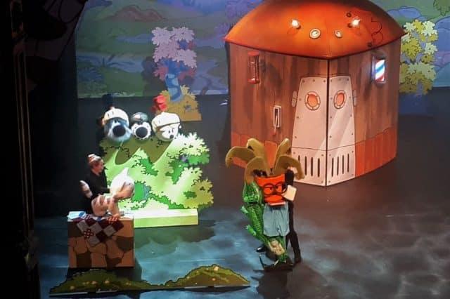 Recensie Woezel Pip En De Tijdmachine Nu In Het Theater