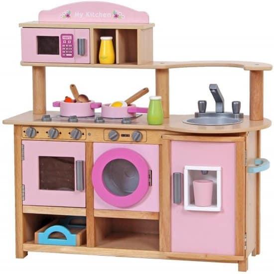 Houten Keuken Speelgoed Kinderen Van Hema Tot Ikea Steigerhout En