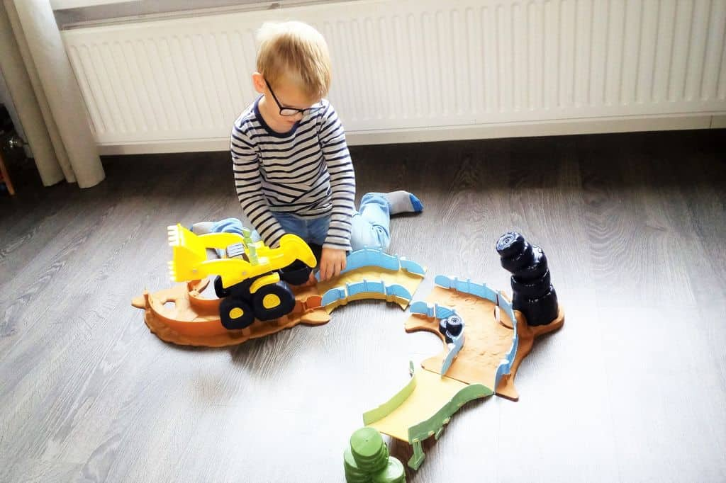 Review Slammin' Racers - Mamaliefde.nl