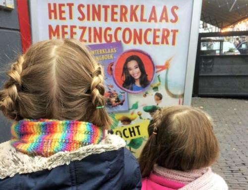 Het Sinterklaas meezingboek & liedjes met Romy Monteiro