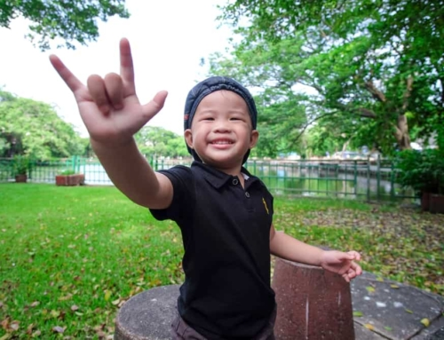 Kindergebaren & gebarentaal voor iedereen