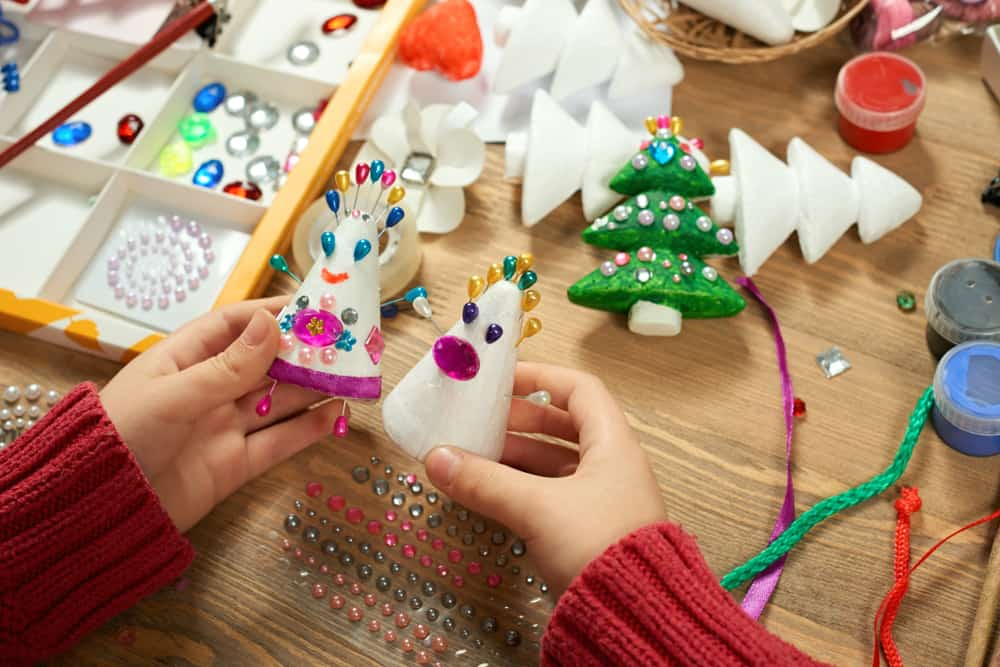 Kerst knutselen & activiteiten thema voor peuters, kleuters, kinderen en volwassenen - Mamaliefde.nl