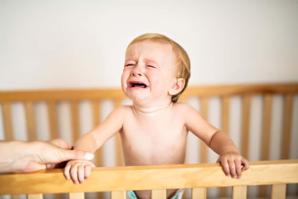 Eenkennigheid, verlatingsangst baby's en peuters - Mamaliefde.nl
