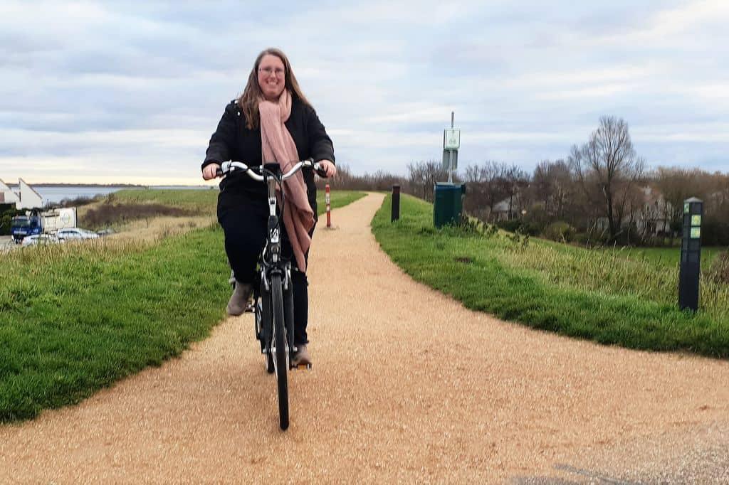 Fietsen in de winter; een elektrische fiets maakt het verschil! - Mamaliefde.nl