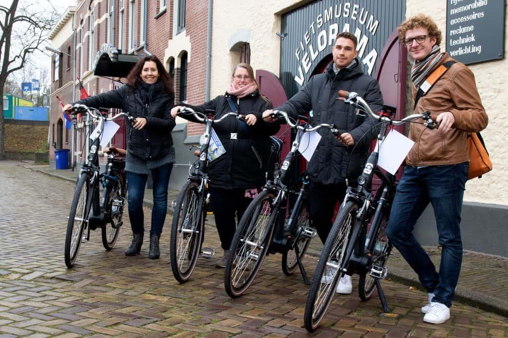 Nationaal Fietsmuseum; van loopfiets tot elektrische fiets - Mamaliefde.nl