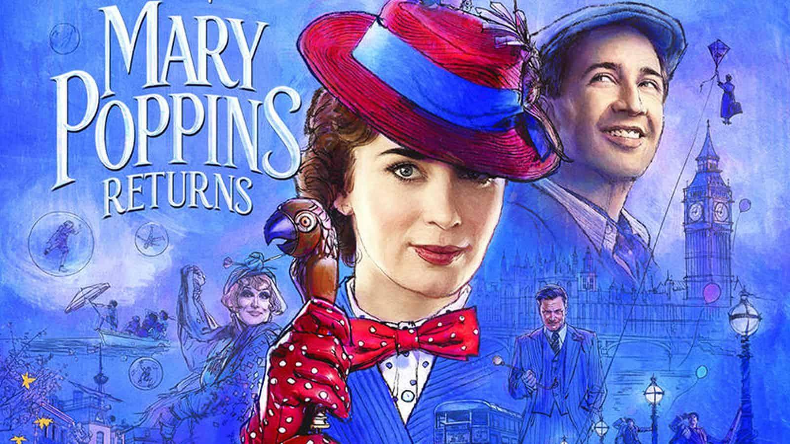 Recensie: Mary Poppins returns & vanaf welke leeftijd? - Mamaliefde.nl