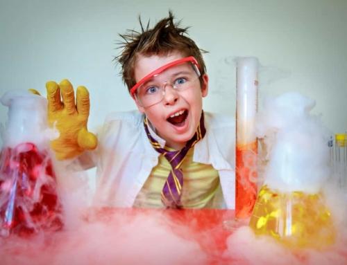 Mijn kind heeft een hobby; Mad Science