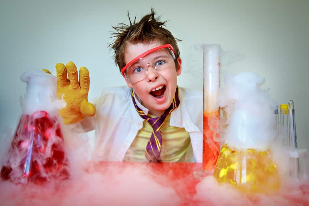 Mijn kind heeft een hobby; Mad Science - Maamliefde.nl
