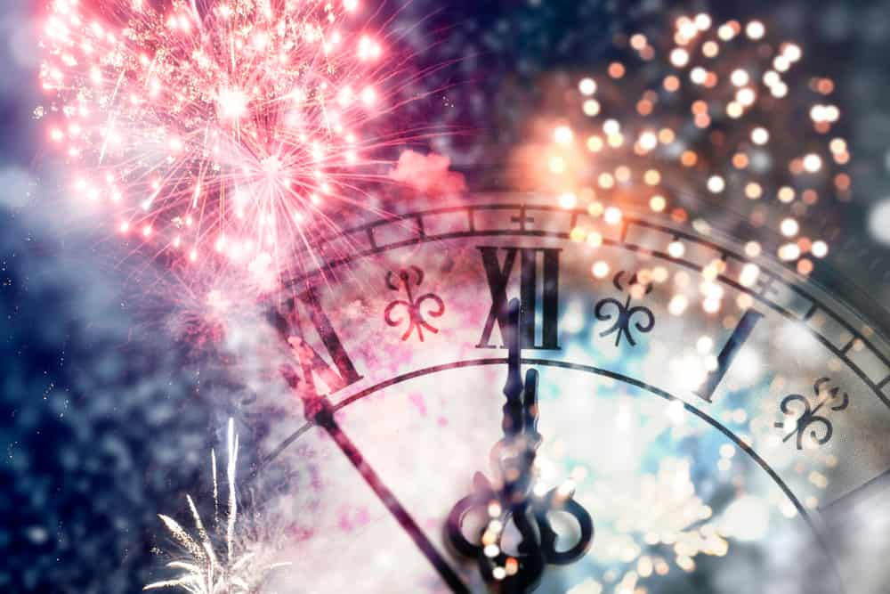 Uren aftellen tot Oud en Nieuw 2020; tips, ideeën ook leuk voor kinderen voor nieuwjaar 1 januari - Mamaliefde