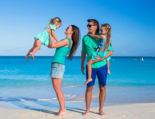 Gezin met twee dochters gelukkigst?