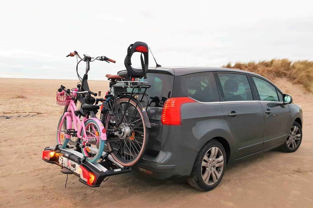 Thule velospace fietsendrager review & ervaringen - Mamaliefde.nl