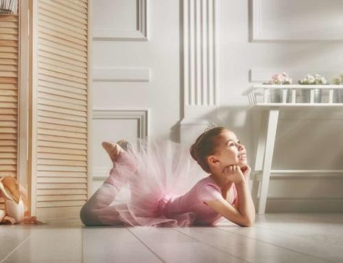 Mijn kind heeft een hobby; kleuterdans
