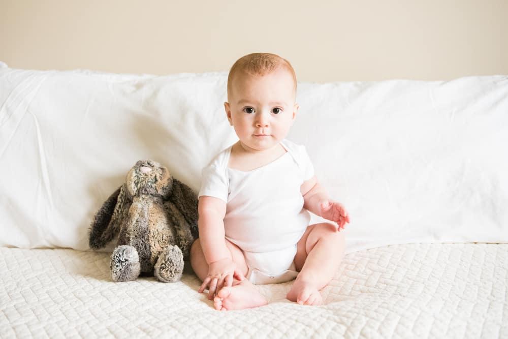 Baby 7 maanden; ontwikkeling wat kan je kind en hoe zit het met eten? - Mamaliefde.nl