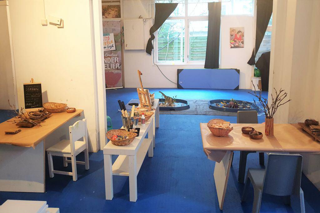 My Little van Gogh; creatieve workshops en cursus voor peuters en kleuters - Mamaliefde.nl