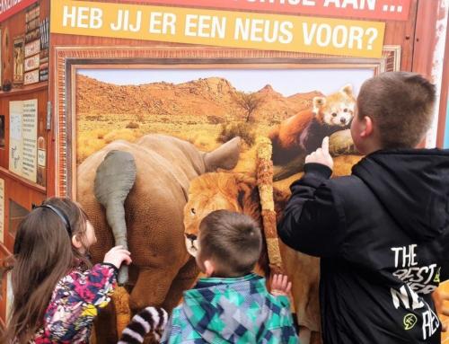 Poep & Zoo bij Dierenpark Amersfoort