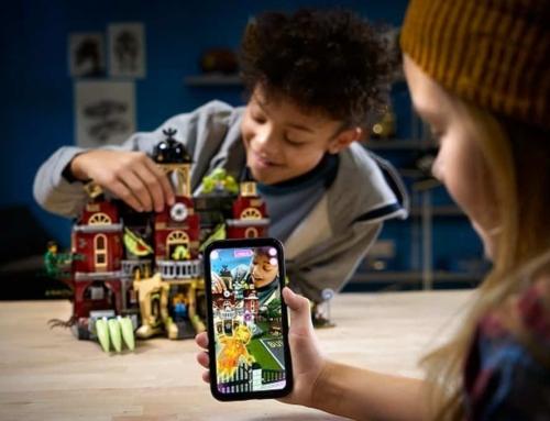 Review: Lego Hidden Side Newbury Highschool