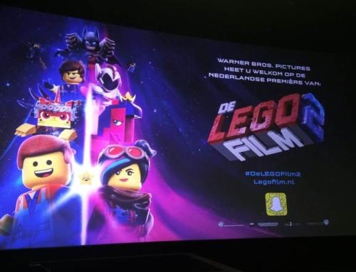 Recensie: Lego de film 2 & Verslag première