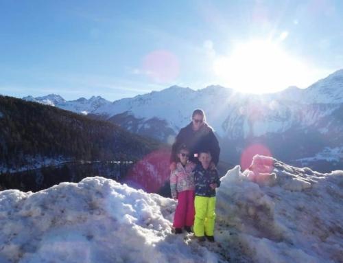 Ötztal Tirol; eerste keer wintersport vakantie