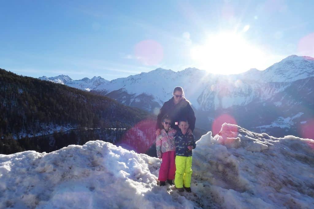 Ötztal Tirol; eerste keer wintersport vakantie - Mamaliefde.nl