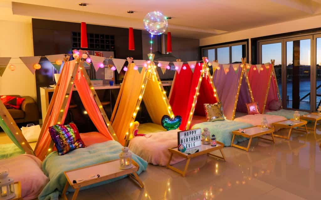 Verwonderlijk Slaapfeestje organiseren; Handige tips voor het beste feestje ooit WN-37