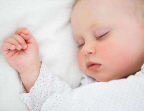 Groeipijn baby; wat helpt?