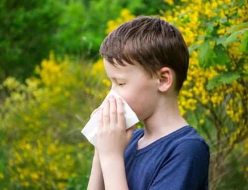 Hooikoorts bij kinderen; het seizoen is weer begonnen